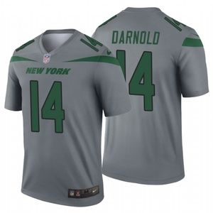 Men's Sam Darnold #14 New York Jets Jersey